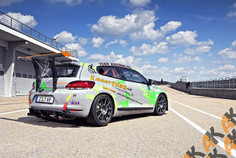 LoonyTuns Scirocco 400 PS Rennversion