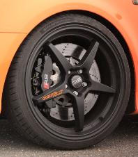 Sportbremsanlage Brembo Audi