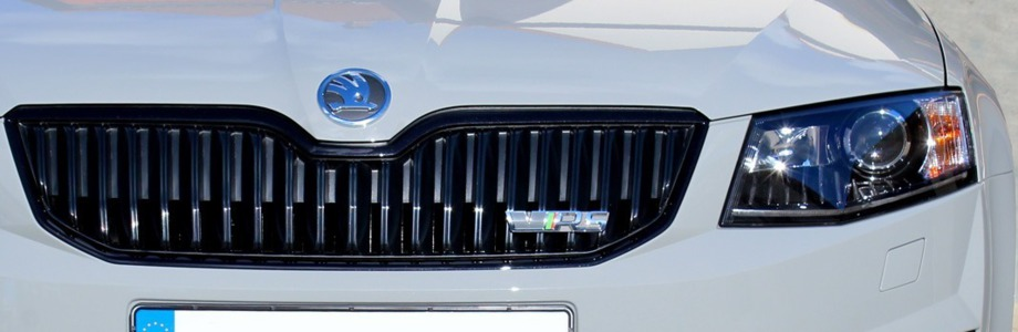 Skoda Frontgrill RS
