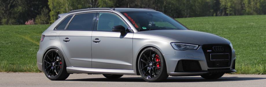 Softwareoptimierung Chiptuning Ökotuning für ihren Audi RS3 8V