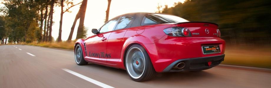 Leistungsmessung Mazda RX8
