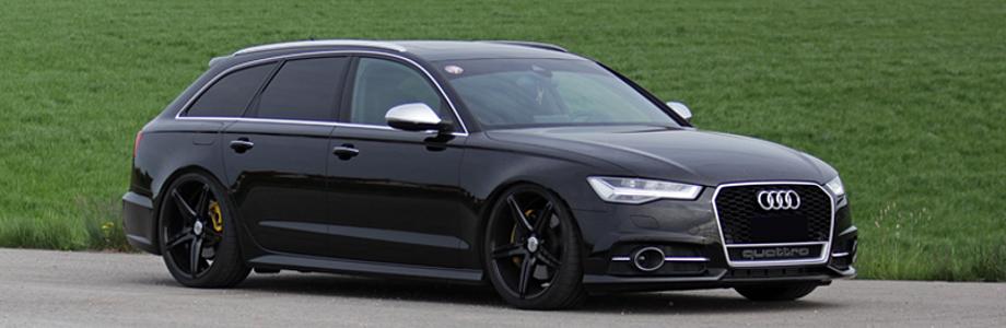 Softwareoptimierung Chiptuning Ökotuning für ihren Audi A6 4G
