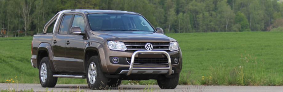 VW Amarok Tuning Felgen Sportauspuff