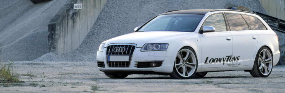 Audi A6 4F Tuning Chiptuning Felgen