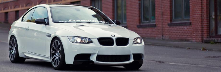 BMW 3er E 90 E91 Chiptuning Tuning Felgen