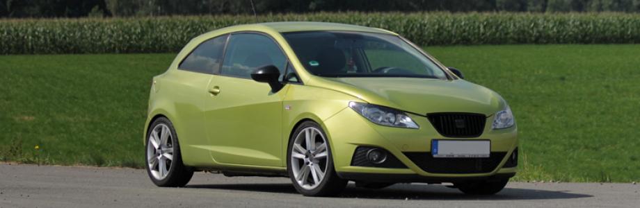 Softwareoptimierung Chiptuning Ökotuning für ihren Seat Ibiza 6J