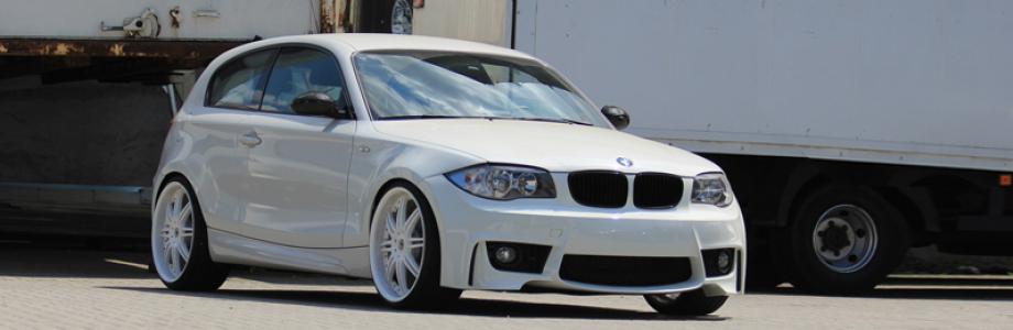 Chiptuning Ökotuning BMW 1er Felgen Fahrwerk M-Front