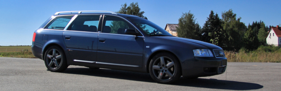 Chiptuning Audi A6 4B