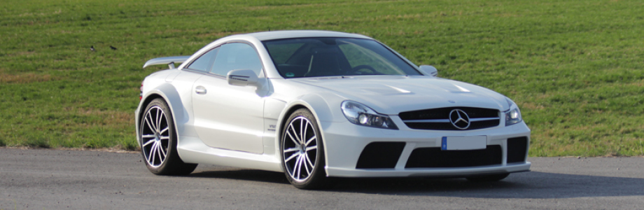 Chituning Ökotuning Mercedes AMG Black Series Softwareabstimmung
