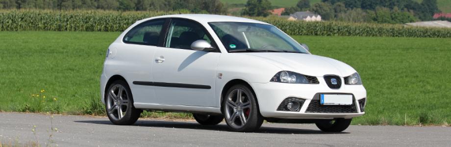 Softwareoptimierung Chiptuning Ökotuning für ihren Seat Ibiza 6L