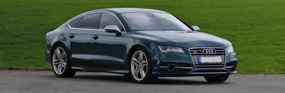 Chiptuning Ökotuning für Audi A7 Softwareoptimiert mit V-max Aufhebung