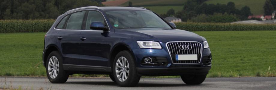 Chiptuning Ökotuning für Audi Q5 Softwareoptimiert mit V-max Aufhebung