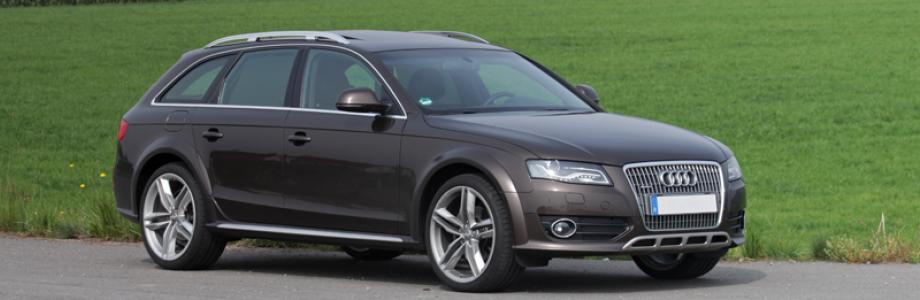 Softwareoptimierung Chiptuning Ökotuning für ihren Audi A4 8K Allroad