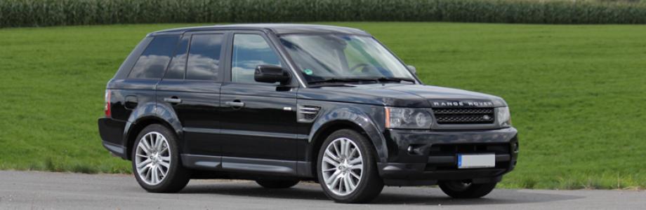 Softwareoptimierung Chiptuning Ökotuning für ihren Landrover Range Rover