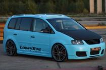 Verbrauchsoptimierung für VW Touran TDI