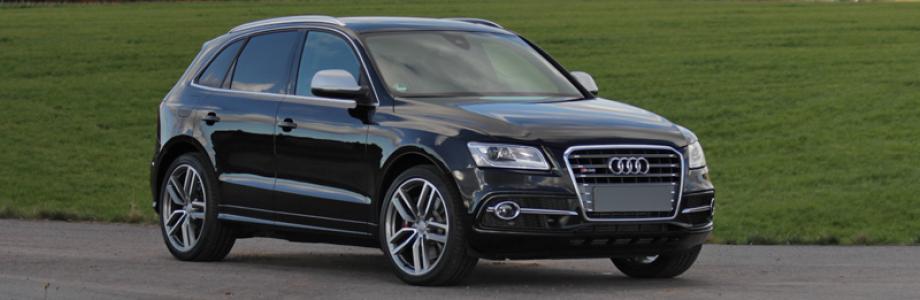 Softwareoptimierung Chiptuning Ökotuning für ihren Audi SQ5