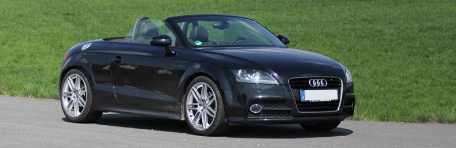 Softwareoptimierung Chiptuning Ökotuning für ihren Audi TT 8J