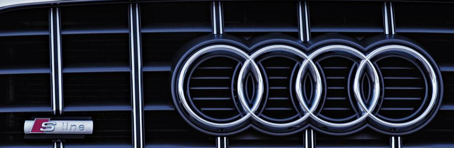 Audi Singel Frame Grill