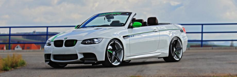 Softwareoptimierung Chiptuning Ökotuning für ihren BMW 3er M E90 E91 E92 E93