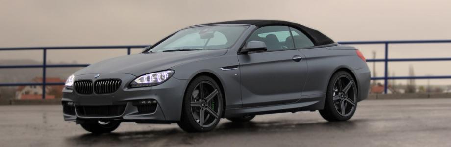 BMW 6er F12 Cabrio MB Design KV1 20 Zoll