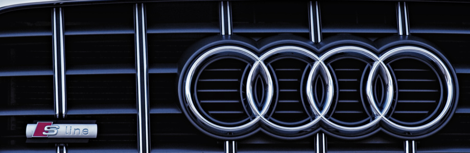 Audi S-line Grill