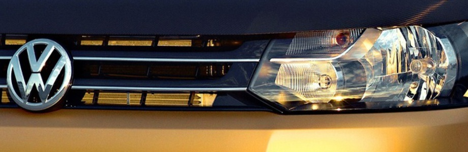 VW Frontgrill Logo