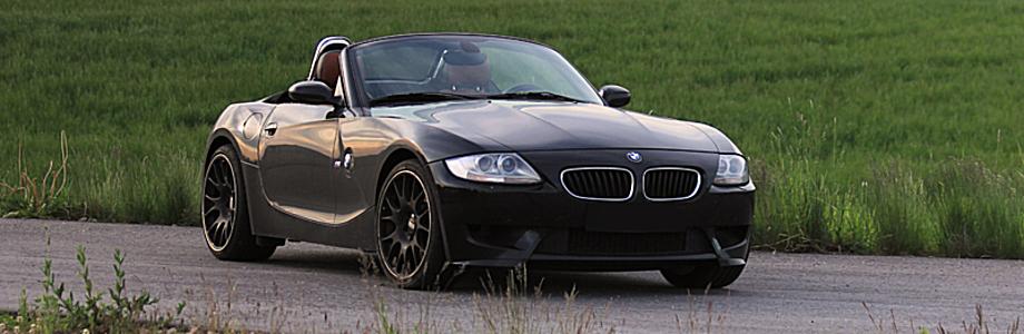 Chiptuning  V-max BMW Z4 Z3