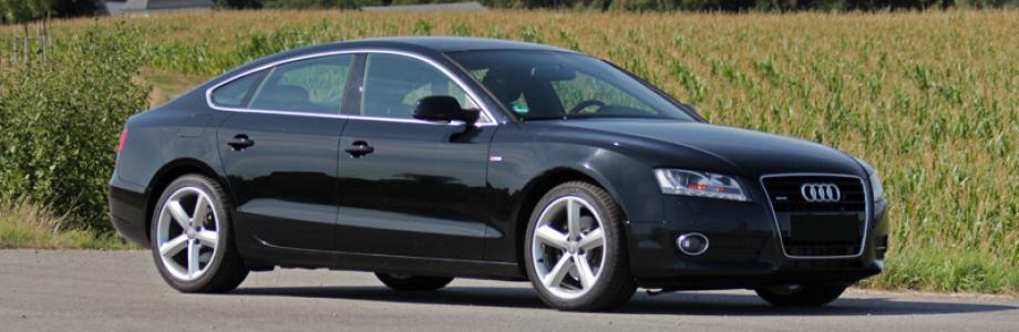 Softwareoptimierung Chiptuning Ökotuning für ihren Audi A5 8T