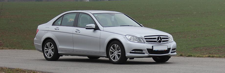 Softwareoptimierung Chiptuning Ökotuning für ihren Mercedes C-Klasse W204