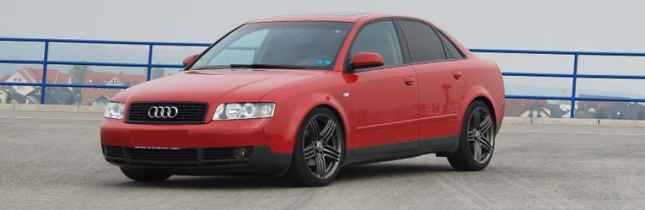 Chiptuning Audi A4 B5 Felgen