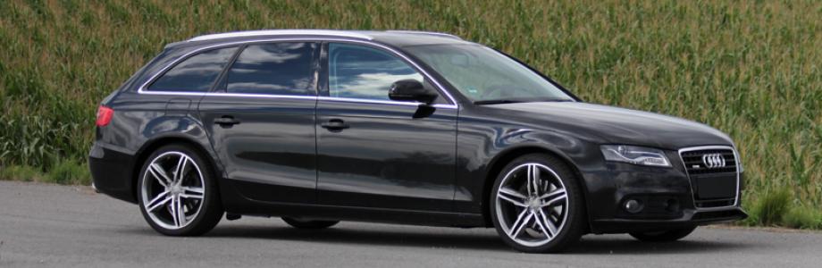 Softwareoptimierung Chiptuning Ökotuning für ihren Audi A4 B8 8K