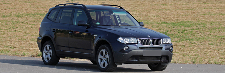 Chiptuning Ökotuning BMW X3 E83 Sportauspuff