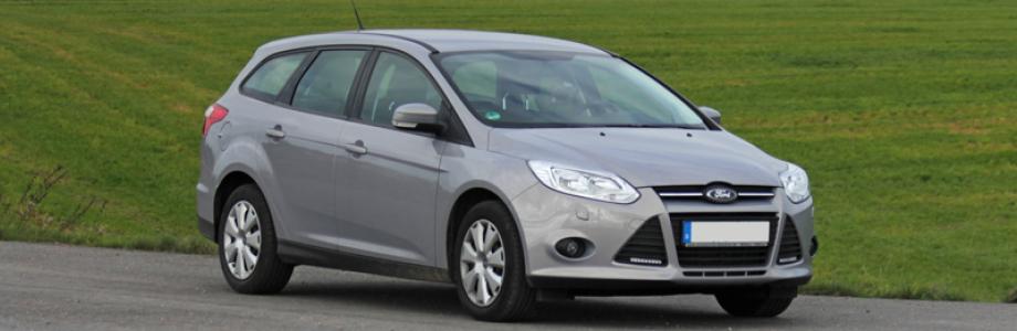 Chiptuning Ökotuning für Ford Focus Softwareoptimiert mit V-max Aufhebung