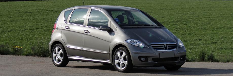 Softwareoptimierung für ihre Mercedes A-Klasse W169