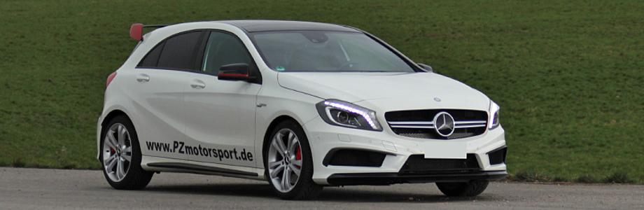Softwareoptimierung Chiptuning Ökotuning für ihre Mercedes A-Klasse W176