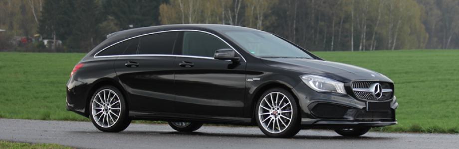 Softwareoptimierung Chiptuning Ökotuning für ihre Mercedes CLA-Klasse W117
