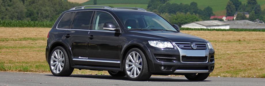Chiptuning Ökotuning VW Touareg 7LA Sportauspuff