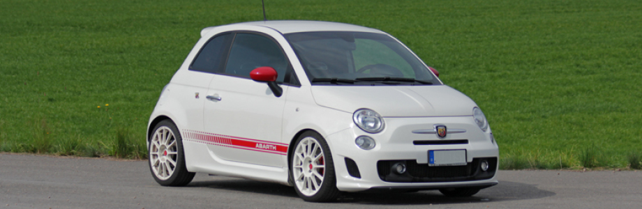 Chiptuning für Fiat 500 Abarth Esseesse