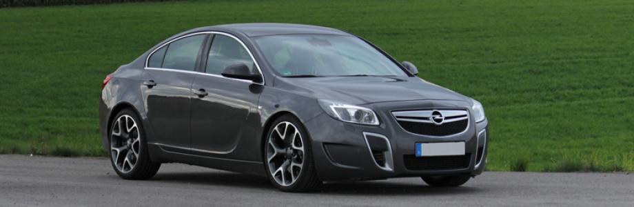 Softwareoptimierung Chiptuning Ökotuning für ihren Opel Insignia