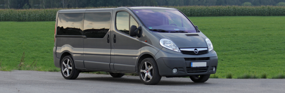 Chiptuning Ökotuning für Opel Vivaro Softwareoptimiert mit V-max Aufhebung