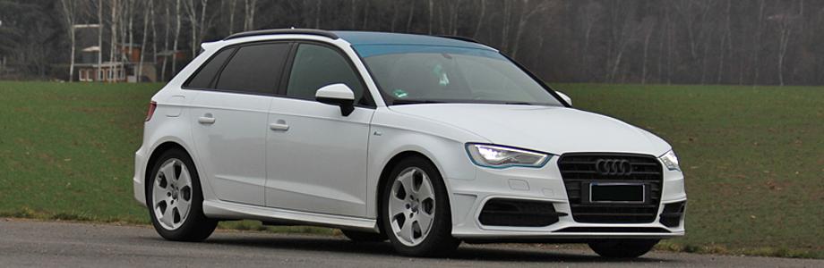 Softwareoptimierung Chiptuning Ökotuning für ihren Audi A3 8V