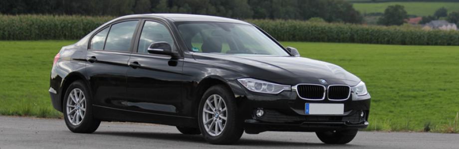 Softwareoptimierung Chiptuning Ökotuning für ihren BMW F30 F31