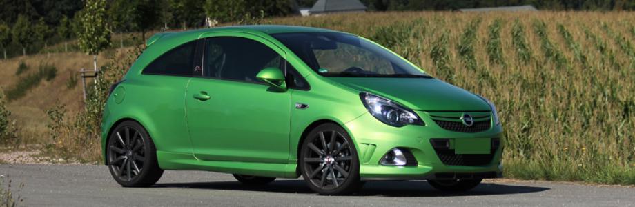 Softwareoptimierung Chiptuning Ökotuning für ihren Opel Corsa D
