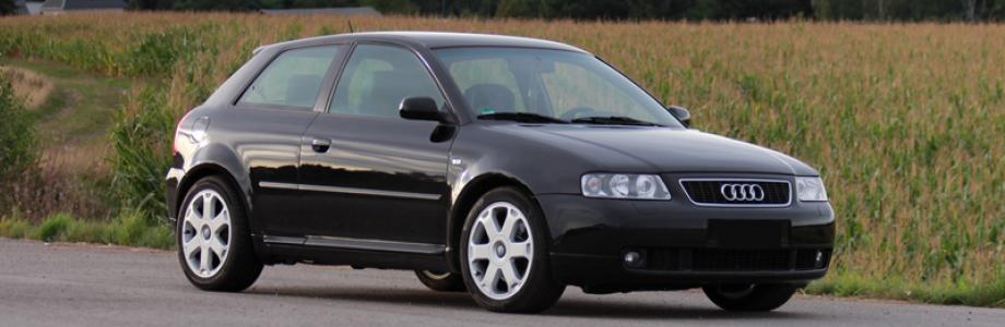 Softwareoptimierung Chiptuning Ökotuning für ihren Audi A3 8L