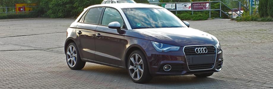 Softwareoptimierung Chiptuning Ökotuning für ihren Audi A1 8X
