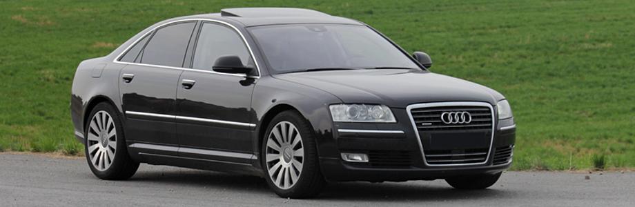Softwareoptimierung Chiptuning Ökotuning für ihren Audi A8 D3 8E