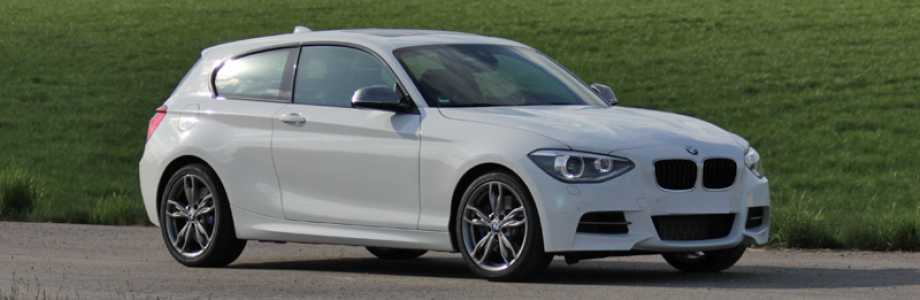 Softwareoptimierung Chiptuning Ökotuning für ihren BMW 1er F20 M