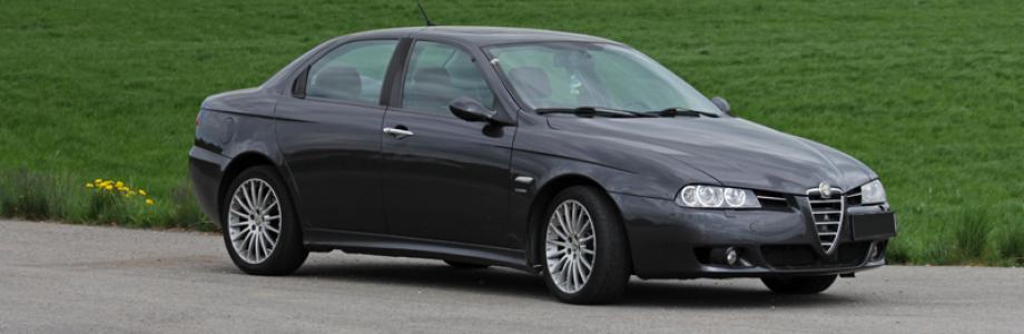 Softwareoptimierung Chiptuning Ökotuning für ihren Alfa Romeo 155 156 159