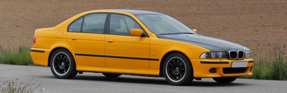 Softwareoptimierung Chiptuning Ökotuning für ihren BMW 5er E39