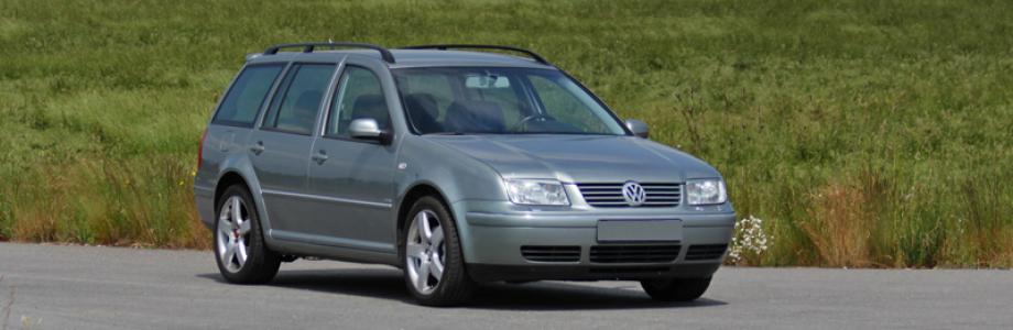 Softwareoptimierung für ihren VW Bora